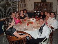 prom dinner