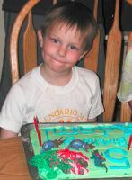 Adam is five