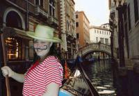 Gondola Girl