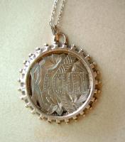large rachel necklace