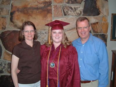 Holly's Graduation