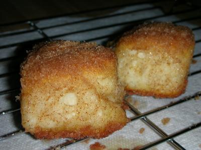 Cinnamon Biscuts