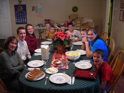 Joe Free family December