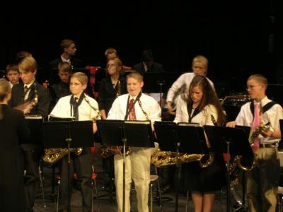 Jordan's Band Concert