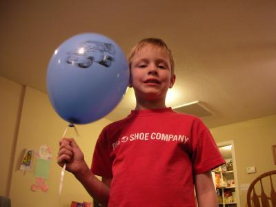 "Behold, Birthday-Balloon-Bubble-Boy ""Be'eth"" on Blog..."