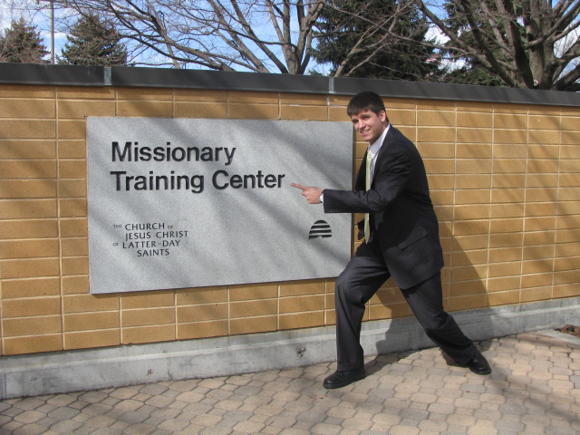 Takin' Jake to the MTC