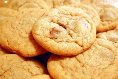 Mike's Chocolate Chip Cookies