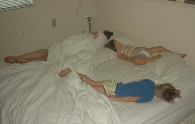 Why Parents of Young Children Never Seem to Get Enough Sleep!