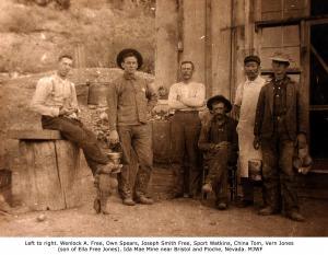 Ida Mae Mine