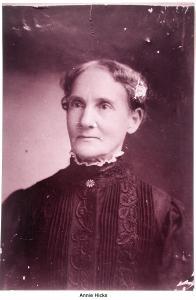 Annie Hicks
