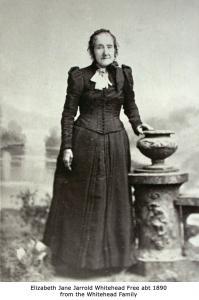 Elizabeth Jan Jarrold Whitehead Free